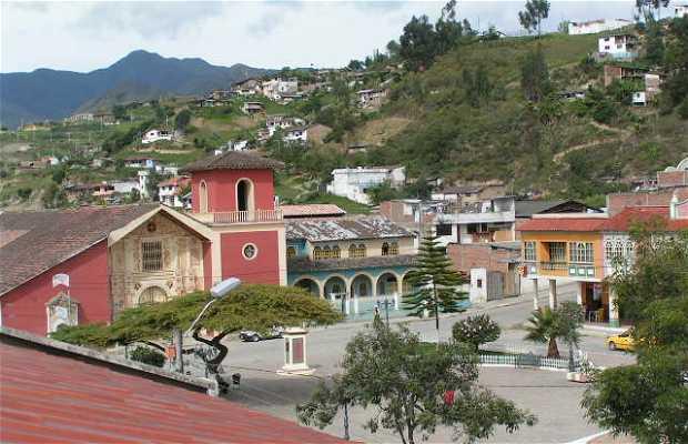 Vilcabamba (en Ecuador)