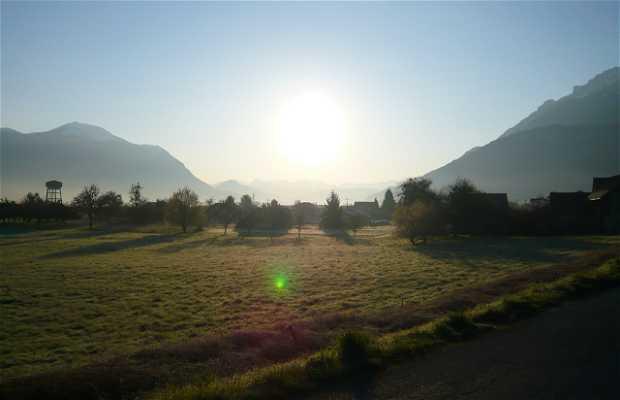 De La Roche sur Foron à St-Jean de Sixt