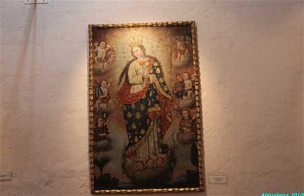 Pinacoteca Del Monasterio De Santa Catalina