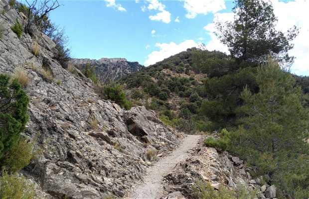 Sierra de Villafuerte