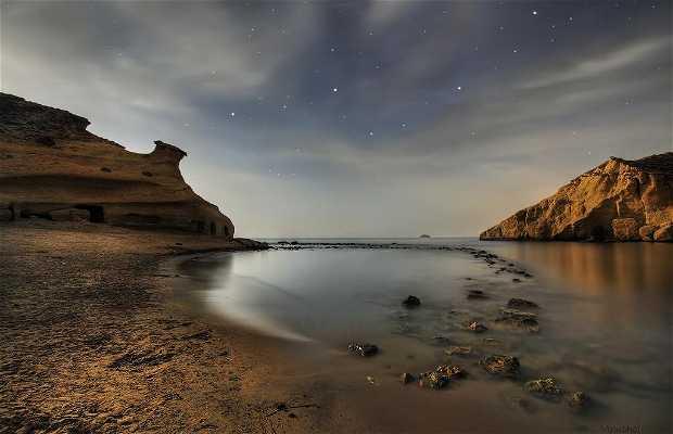 Praia Los Cocederos del Hornillo