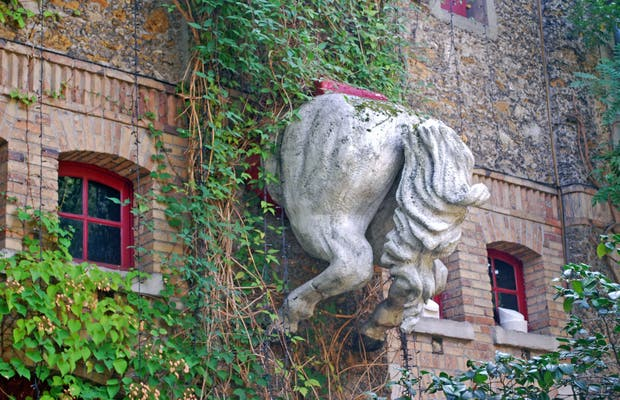 Pavilhões de Bercy - Museu de Arte Feirante