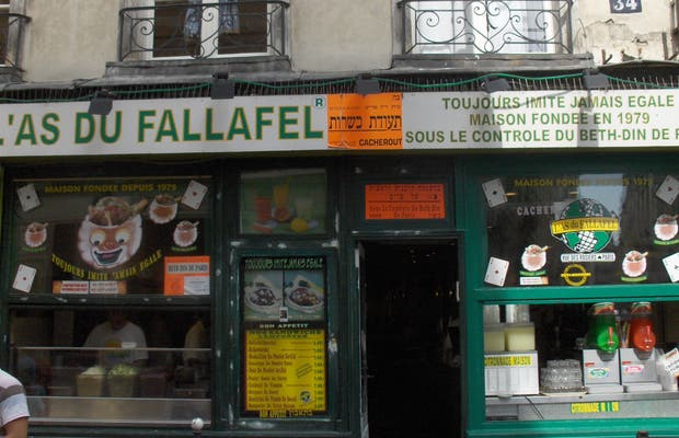 L'As Du Fallafel