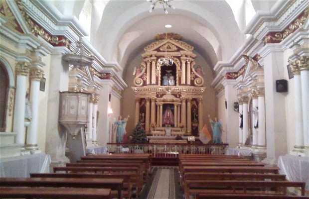 Iglesia San de Quequeña