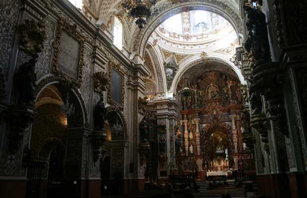 Basílica de las Angustias