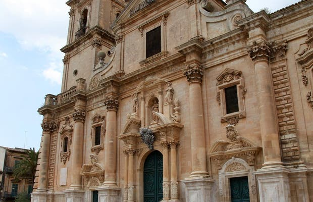 Cathédrale St Jean-Baptiste de Ragusa