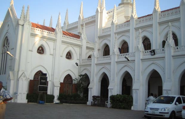 Catedral de Santo Tomás