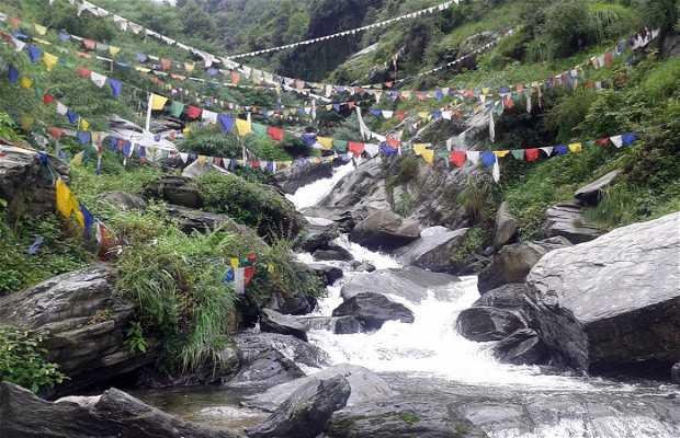 Río Bhagsu