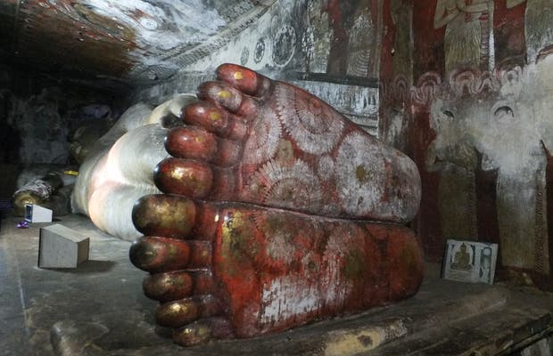 Cave of the Divine King (Devaraja Lena)