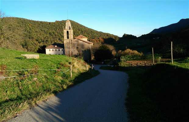 Iglesia de Sant Miquel de Sacot