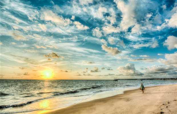 Playa de Tambaú