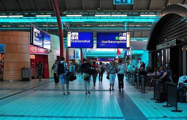 Estación Utrecht Centraal