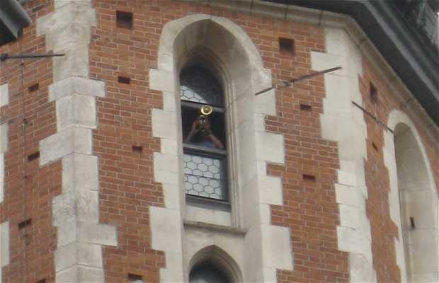 El trompetista de Cracovia