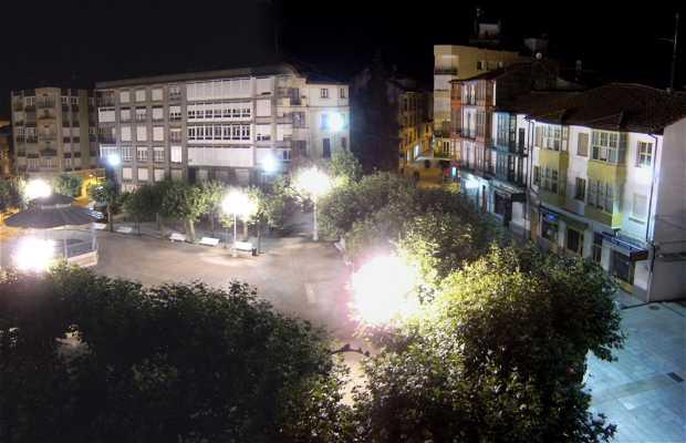 Plaza Santoña