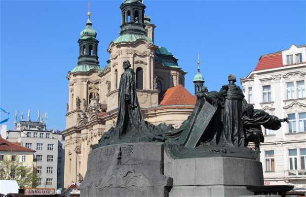 Jan Hus Memorial