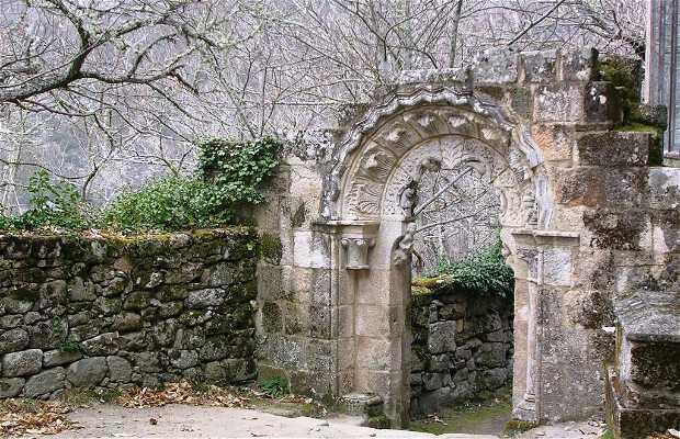 Monasterio de Santa Cristina de Ribas de Sil