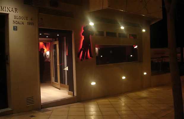Le restaurant Pura Milonga