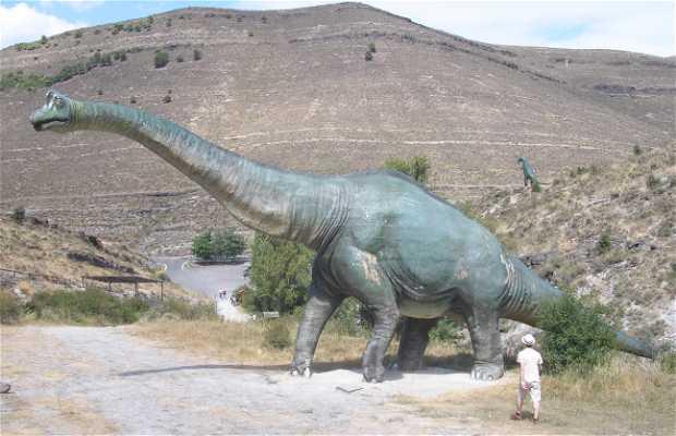 Yacimiento Paleontológico de Enciso