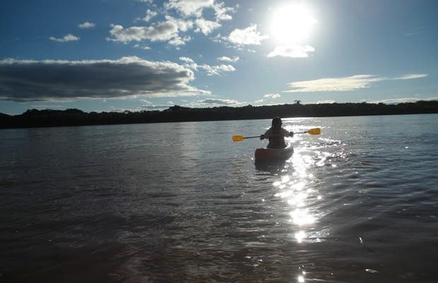 Kayak en Madre de Dios