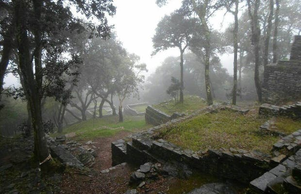 Zona Arqueológica de Ranas