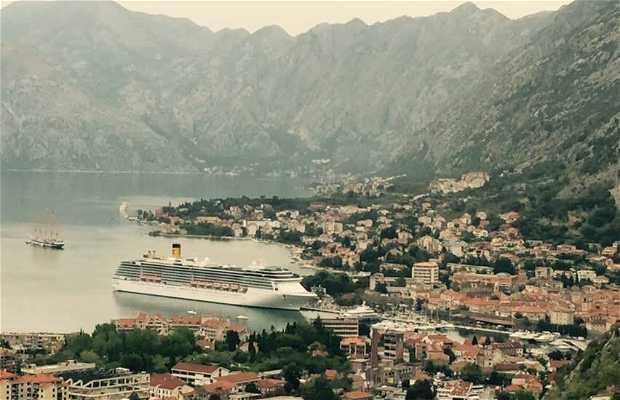Fortaleza de Kotor