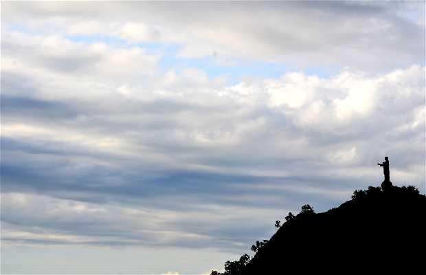 Estatua de Cristo Redentore a Dili, Timor Est