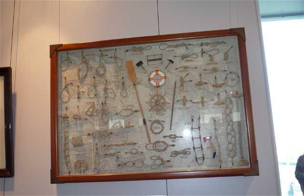 Rialia, Museo de la Industria