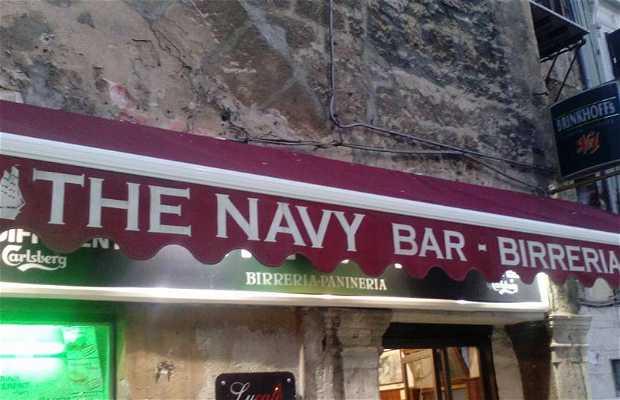 Bar The Navy