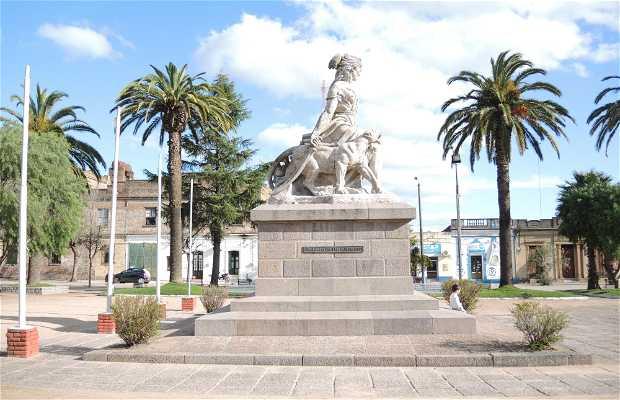 Plaza Gallinal