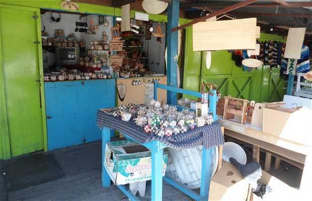 La feria artisanale de Valdivia