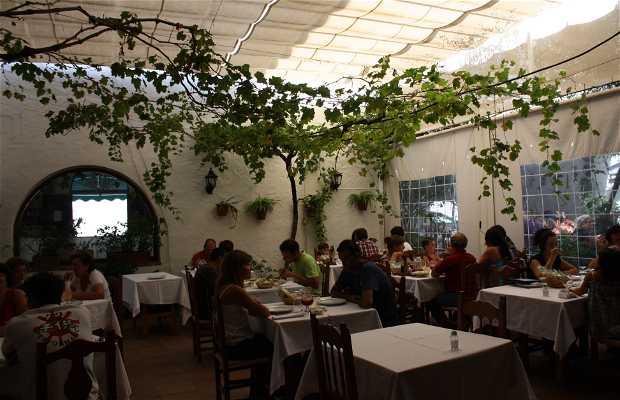 Restaurante Blanco y Verde