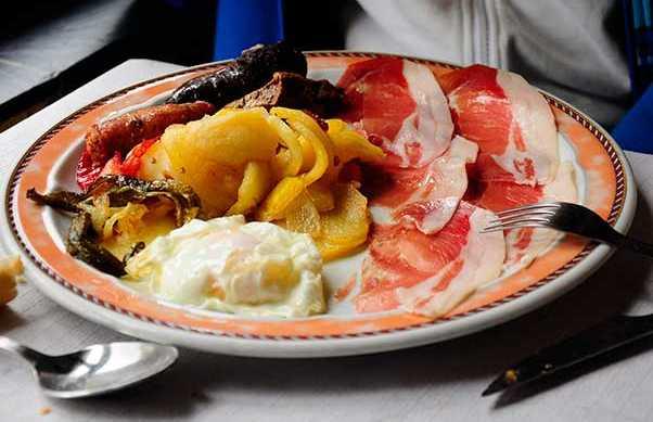Restaurante Asador Despensa de la Alpujarra