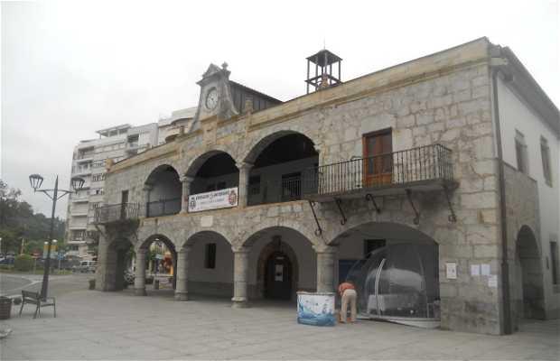 Plaza de la Costitucion