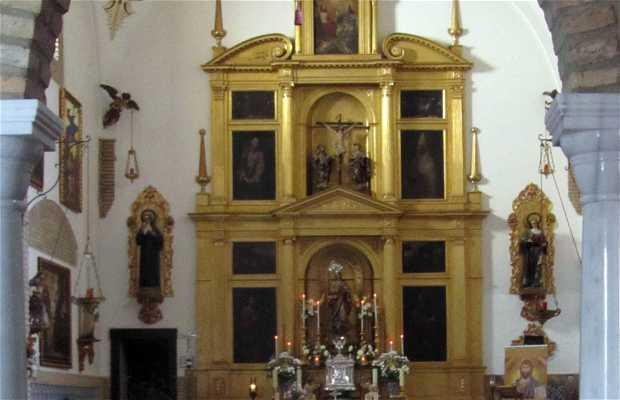 Interior de la Iglesia Nuestra Sra. de la Concepción