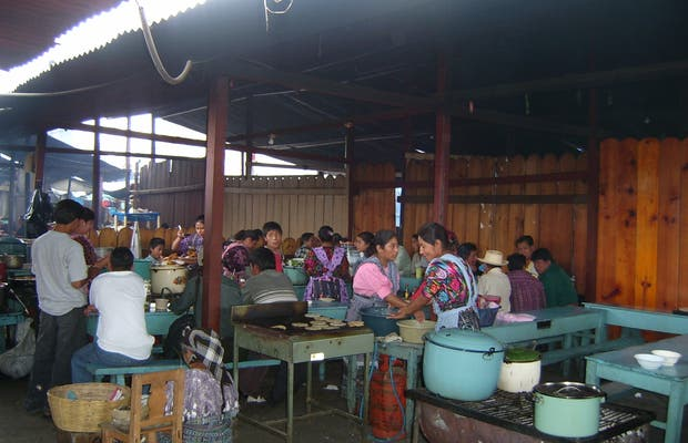 Dining Rooms of Guatemala