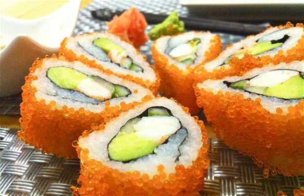 Restaurante I Sushi