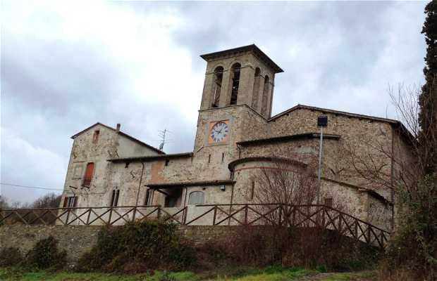 Pieve di Santa Maria a Micciano