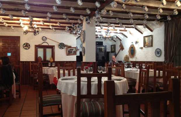 El Cortijo Restaurant