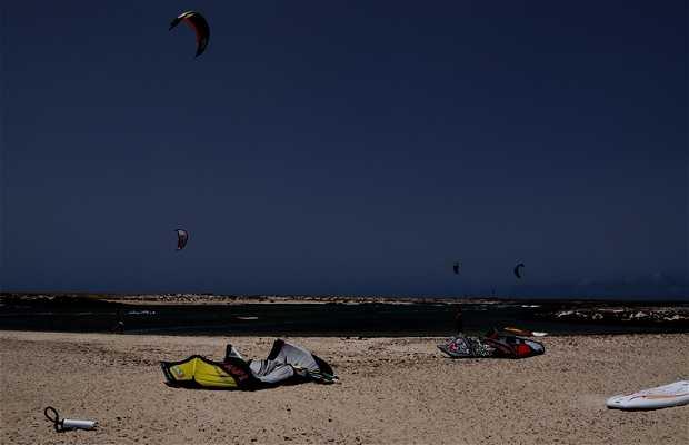 Flag Beach. Actividades náuticas