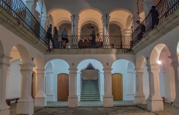 MUPO Museo de los Pintores de Oaxaca