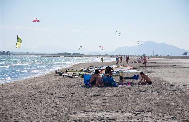 Praia Santa Pola