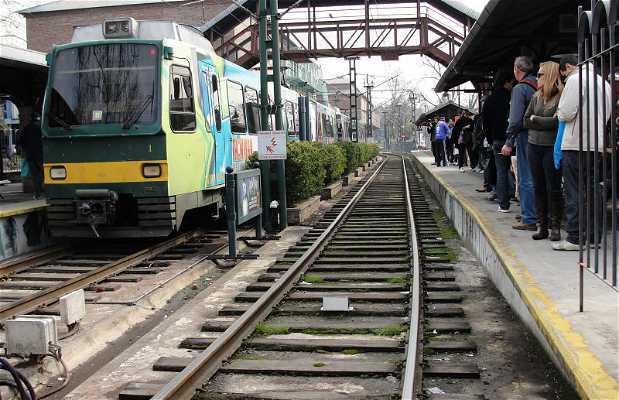 Gare de San Isidro