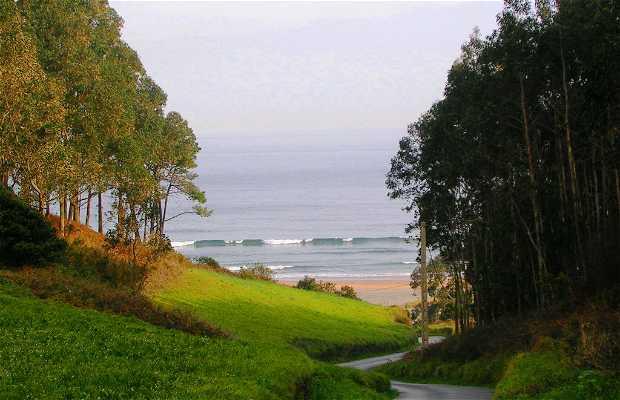 Playa de Otur