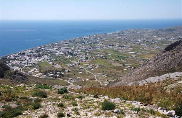 Views from Ancient Thira