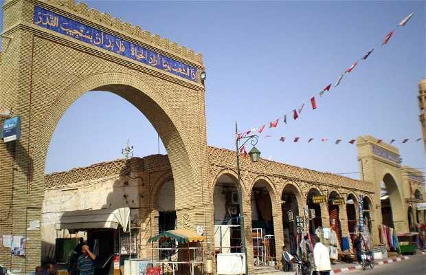 Medina de Tozeur - Barrio de Ouled el-Hadef