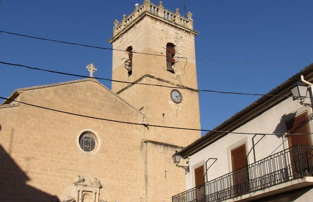 Castalla-Old town-
