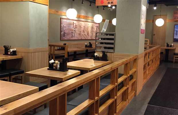 Restaurante japones toridoll