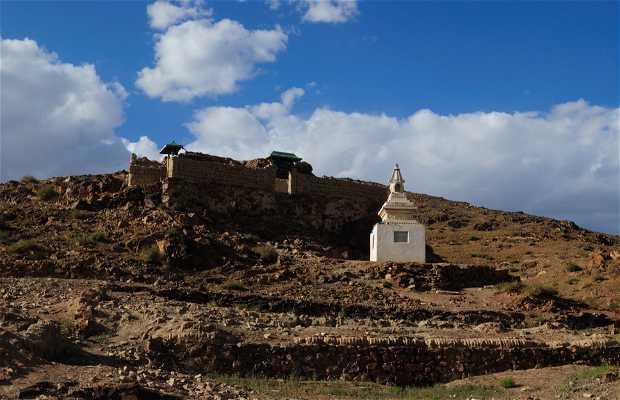 Ruinas de Ongi