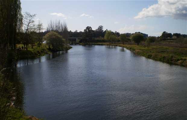 Path River of Umia River