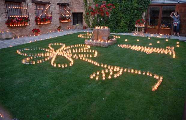 Concierto de las velas di Pedraza